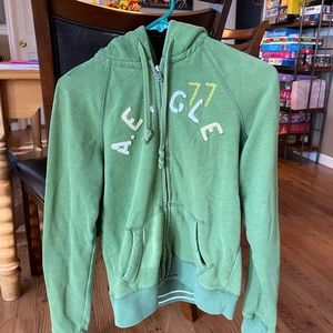 2000's ae zip up